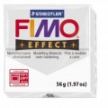 FIMO Effect Transparent White, прозрачный